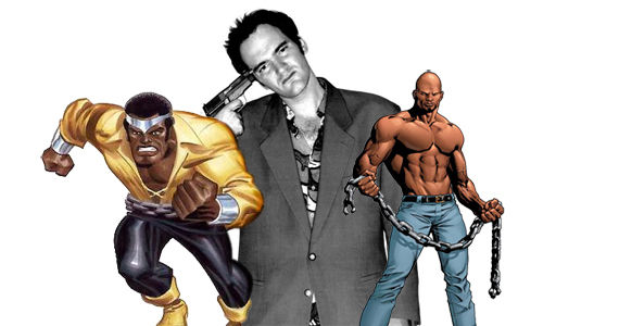 Quentin Tarantinos Luke Cage Film The Quentin Tarantino Luke Cage Film that Never Was