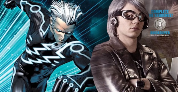 Quicksilver X Men Days of Future Past Costume Can You Judge a Comic Book Movie By Its Superhero Costumes?