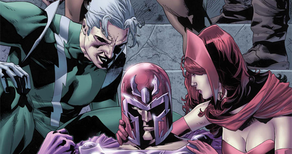 Quicksilver and Scarlet Witch Confirmed for Avengers 2 The Avengers 2: Elizabeth Olsen to Play Scarlet Witch