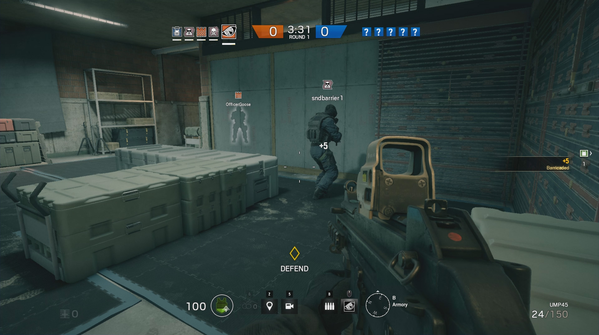 Rainbow Six Siege Is A Lovely But Limited Tactical Shooter