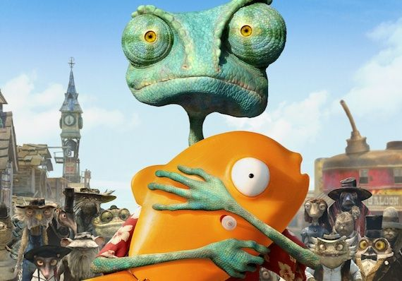 Rango Review Rango Review