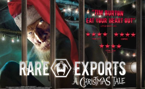 Rare Exports 11 Movies Ebenezer Scrooge Watches On Christmas