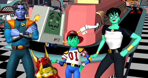ReBoot Cartoon Series Rebooted ReBoot Cartoon Series Being Rebooted [Updated]