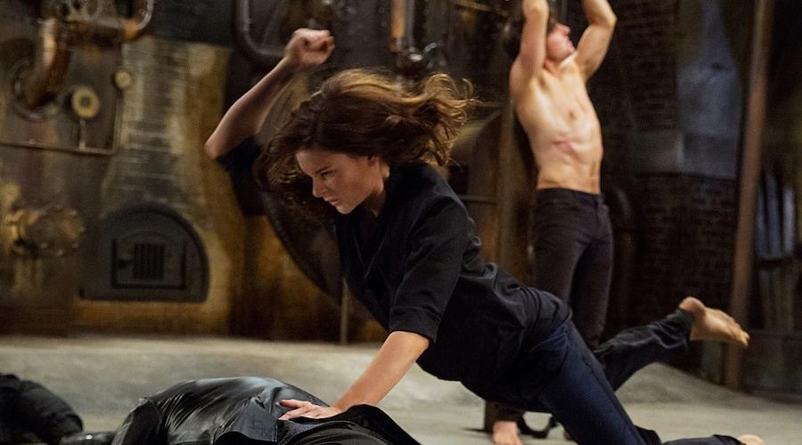 Rebecca Ferguson Fight Scenes Mission Impossible 5 - mission impossible 5