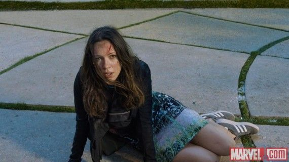 Rebecca Hall Iron Man 3 Photo Official 570x320 Iron Man 3: Shane Black Talks Importance of Rebecca Halls Maya Hansen