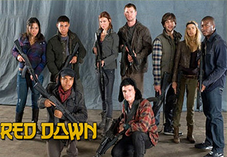 Red Dawn 2012 Cast