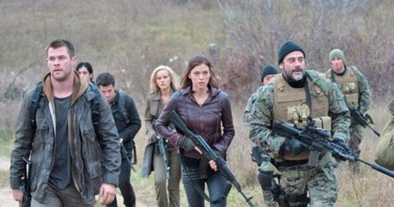 'Red Dawn Clip Kicks Off the Invasion