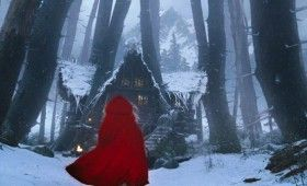 Red Riding Hood Image 4 280x170 New Red Riding Hood Images & Poster   A Fairytale World Comes to Life [Updated]