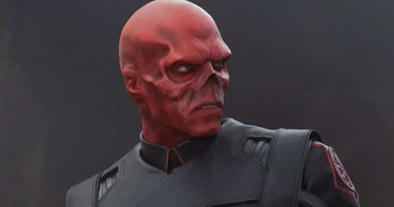 Red Skull The Avengers Red Skull in The Avengers