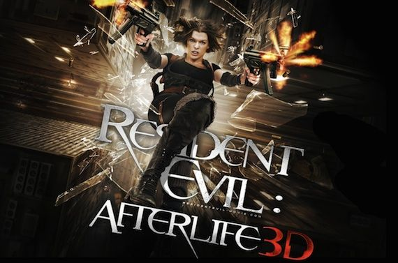 Resident Evil Afterlife 3D Reviews Resident Evil: Afterlife Review