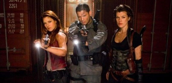 Resident Evil Afterlife Featurette New Resident Evil: Afterlife Cast & Crew Featurette