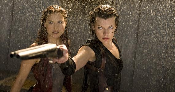 Resident Evil Afterlife Milla Jovovich Ali Larter 'Resident Evil 6' Movie Update: Filming to Begin This Fall