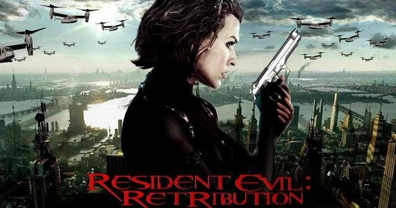 Resident Evil Retribution Banner Screen Rants 2012 Fall Movie Preview