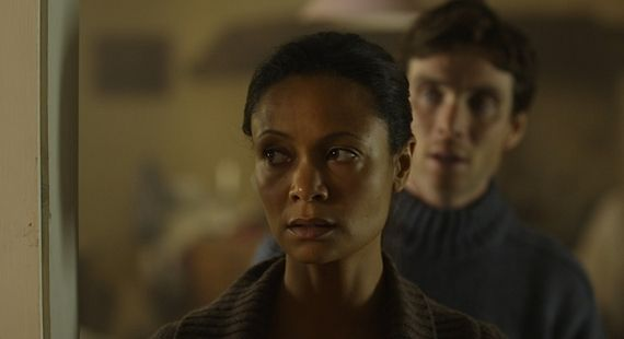 Retreat starring Cilian Murphy Jamie Bell and Thandie Newton Review Retreat Review