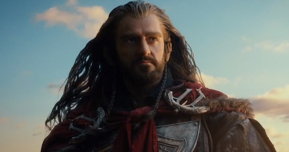 Richard Armitage as Thorin Oakenshield in The Hobbit The Desolation of Smaug Orlando Bloom Talks the Return of Legolas in The Hobbit: The Desolation of Smaug