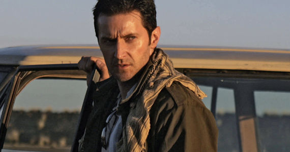 Richard Armitage in Strke Back Origins Strike Back: Origins Premiere Review