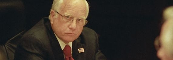 Richard Dreyfuss as Dick Cheney in W. Dick Cheney Miniseries in the Works at HBO