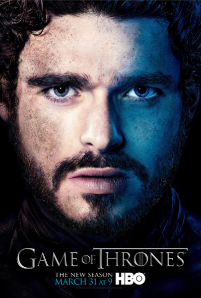 Richard Madden in Game of Thrones season 3 Richard Madden in Game of Thrones season 3
