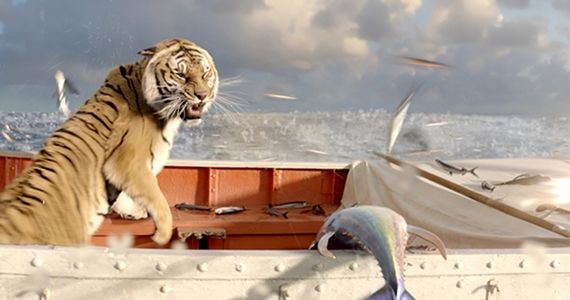 Richard Parker in Life of Pi Life of Pi Review