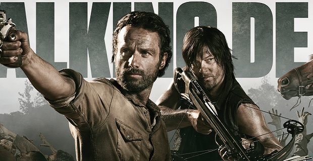 Rick and Daryl in The Walking Dead Frank Darabont Reflects on Walking Dead Controversy & Sociopaths at AMC