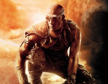 Riddick Fight Movie Monsters
