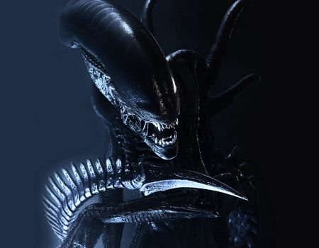 Riddick Movie Monster Fight Xenomorphs