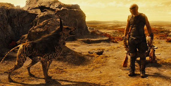 Riddick Movie Photo Pet Alien 570x288 Riddick Interview: David Twohy Talks Vin Diesels Career & Franchises Future