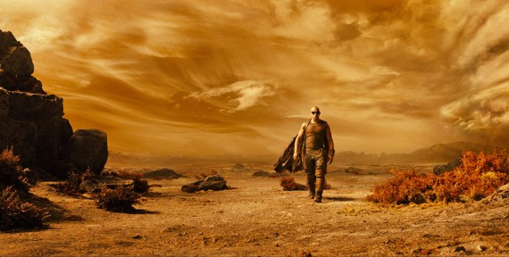 Riddick Movie Still Barren Planet 570x288 Riddick Interview: David Twohy Talks Vin Diesels Career & Franchises Future