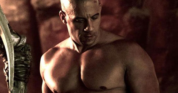 Riddick Vin Diesel Topless Vin Diesel Says His Marvel Role Involves a Different Kind of Love Story