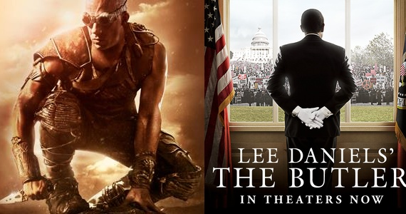 Riddick vs. The Butler Box Office Prediction: Riddick vs. Lee Daniels The Butler