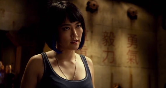 Rinko Kikuchi as Mako Mori in Pacific Rim Pacific Rim Round Up: New Clips, Posters & Featurette