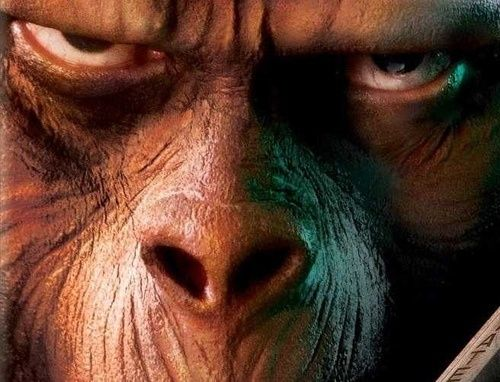 Rise of the Apes Movie Poster Screen Rants (Massive) 2011 Movie Preview