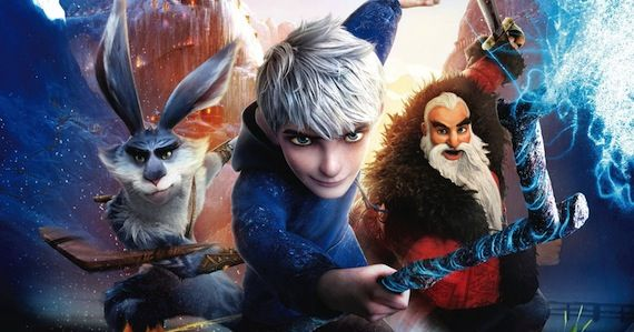Rise of the Guardians Flop Movie News Wrap Up: December 14th 2012