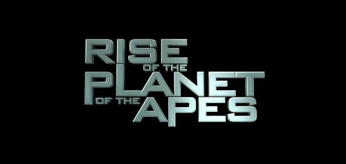 Rise of the Planet of the Apes Logo Rise of the Planet of the Apes Teaser   The Ape Revolution Begins