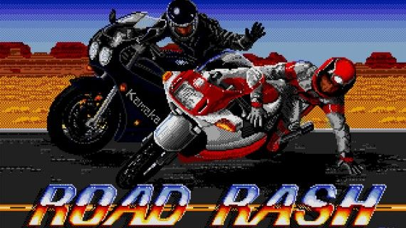 Road Rash Title Screen 570x320 Road Rash Title Screen