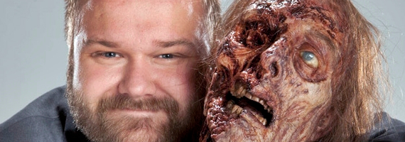 Robert Kirkman The Walking Dead Sons of Anarchy Creator Predicts Walking Dead Downfall in Seasons 4 & 5