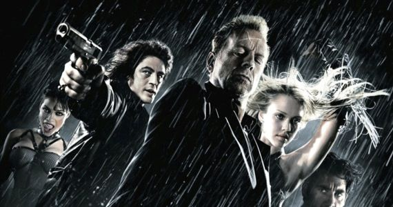 Robert Rodriguez talks Sin City 2 Robert Rodriguez Says Sin City 2 Headed Into Production