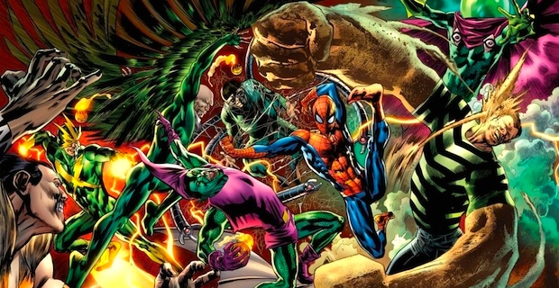 Roberto Orci Talks Sinister Six and Venom Movies Amazing Spider Man 2 Will Setup Sinister Six Characters