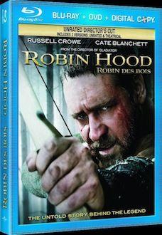 Robin Hood DVD Blu ray box art DVD/Blu ray Breakdown: Sept. 20, 2010