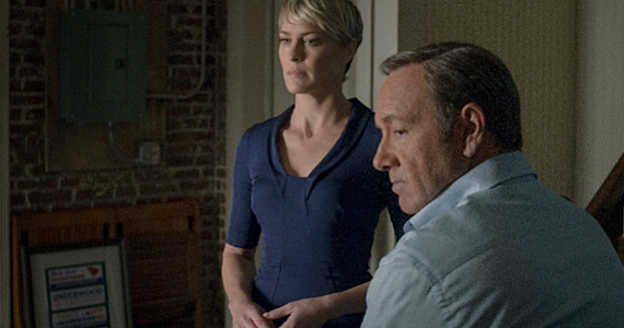 Robin Wright and Kevin Spacey in House of Cards Season 2 House of Cards Season 2 Review: What Went Right and What Went Wrong