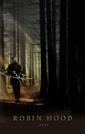 Robin hood poster Our 20 Most Anticipated Movies Of 2010