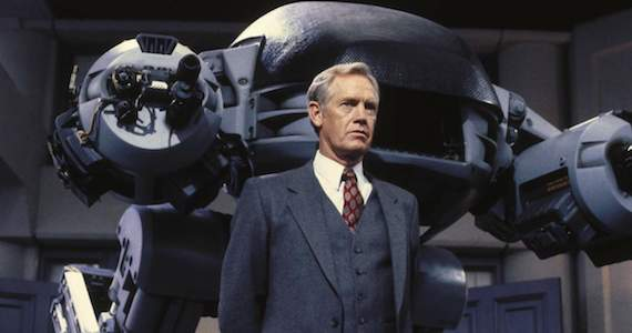 RoboCop 1987 ED 209 Dick Jones