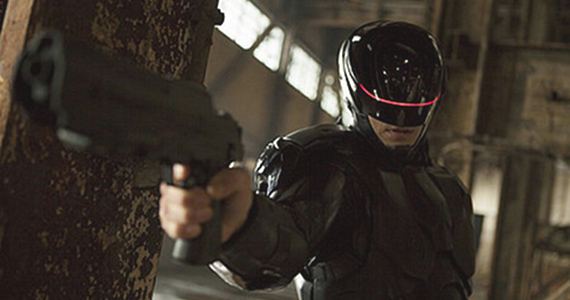 Robocop 2014 Black Tactical Suit