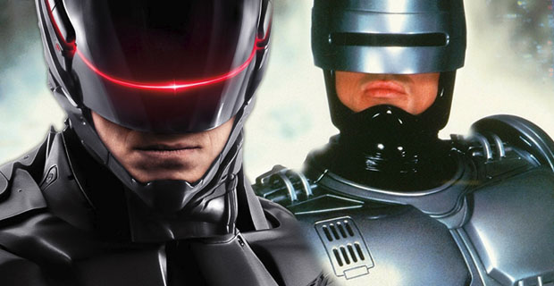 Robocop 2014 Movie Remake vs Original