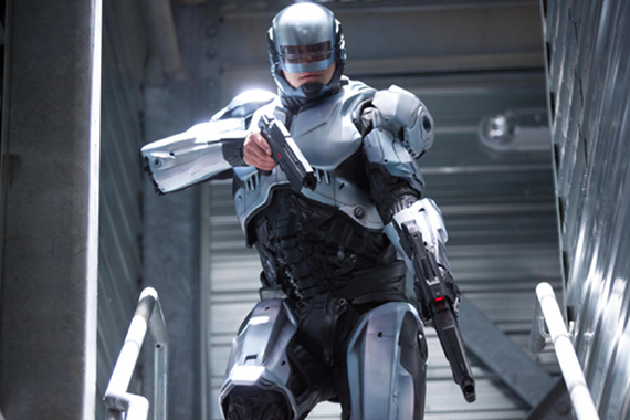 Robocop Official Trailer 2014 Robocop Official Trailer (2014)