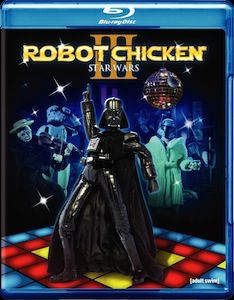 Robot Chicken Star Wars III DVD Blu ray DVD/Blu ray Breakdown: July 12, 2011