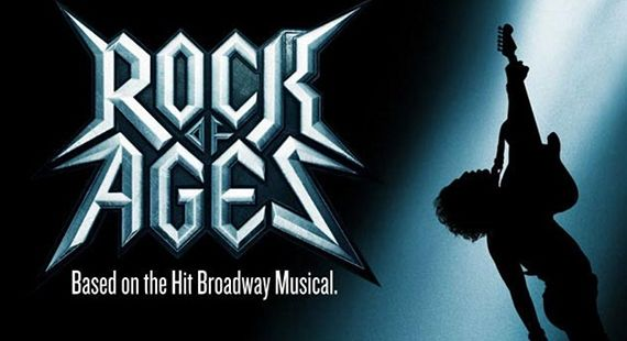 Rock of Ages movie header Rock of Ages Trailer: Dont Stop Believin in Tom Cruise