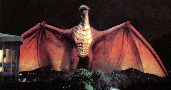 Rodan in Godzilla Reboot Godzilla: Other Monsters We Could See in the Reboot