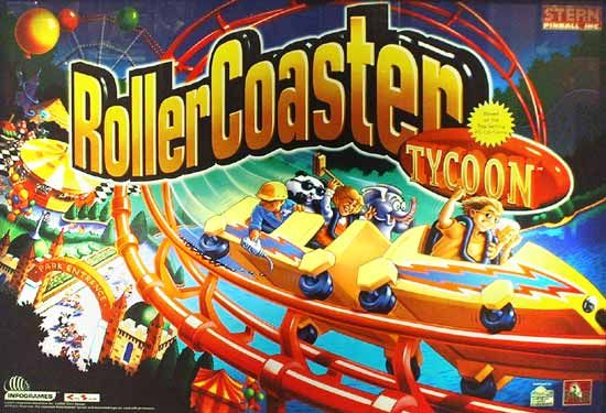 Rollercoaster Tycoon movie Rollercoaster Tycoon Movie On The Way