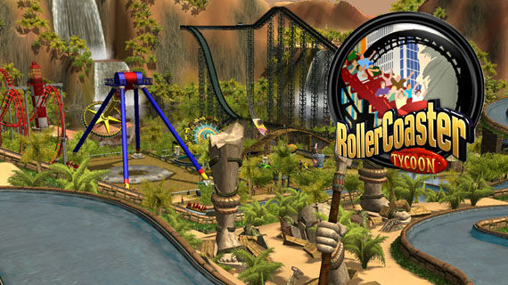 Rollercoaster Tycoon movie1 First Details Emerge For Rollercoaster Tycoon Movie